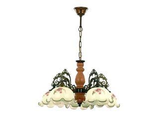 Lampa wisząca MEDALISTKA 5xE27 60W 500 Alfa