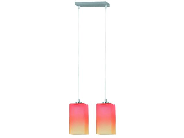 Lampa wisząca FIRE L 2xE27 60W 3210 Alfa