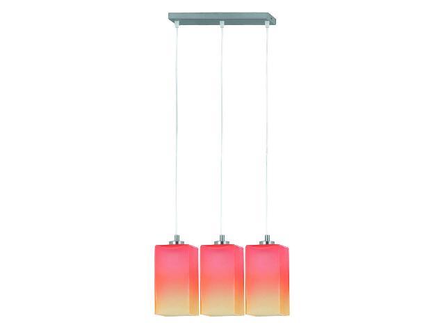 Lampa wisząca FIRE L 3xE27 60W 3410 Alfa