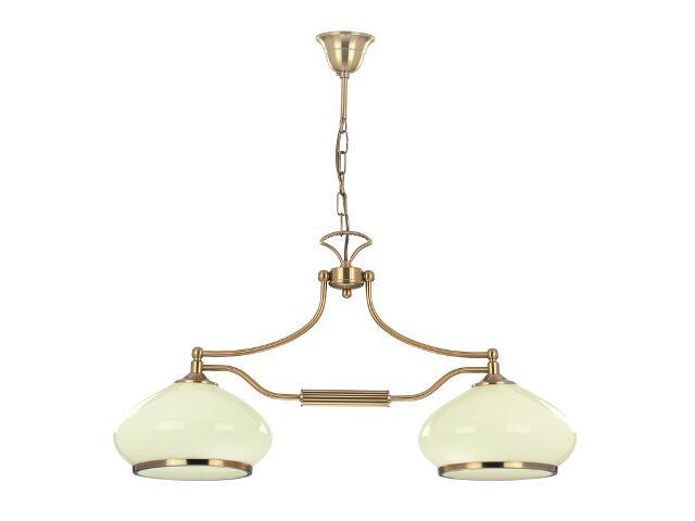 Lampa wisząca ASTORIA 2xE27 60W 3421 Alfa