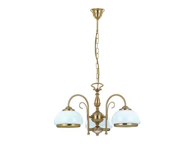 Lampa wisząca PARIS 3xE27 60W 3512 Alfa