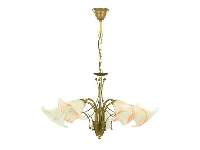 Lampa sufitowa ADAŚ 5xE14 40W 5300 Alfa