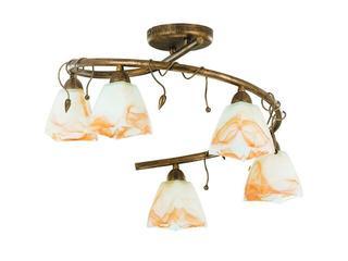 Lampa sufitowa STYL 5xE14 40W 5401 Alfa