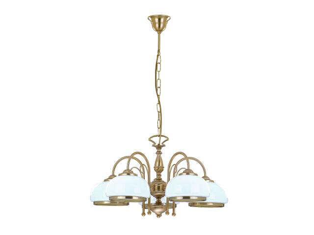 Lampa wisząca PARIS 5xE27 60W 5512 Alfa