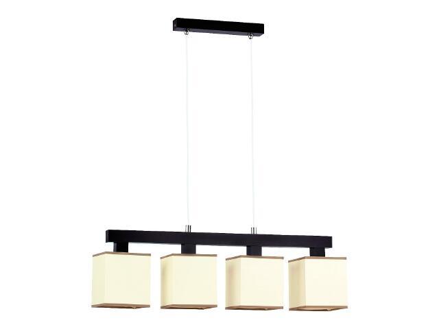 Lampa wisząca EWA VENGE 4xE14 40W 10334 Alfa