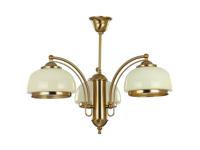 Lampa wisząca LORD 3xE27 60W 10443 Alfa