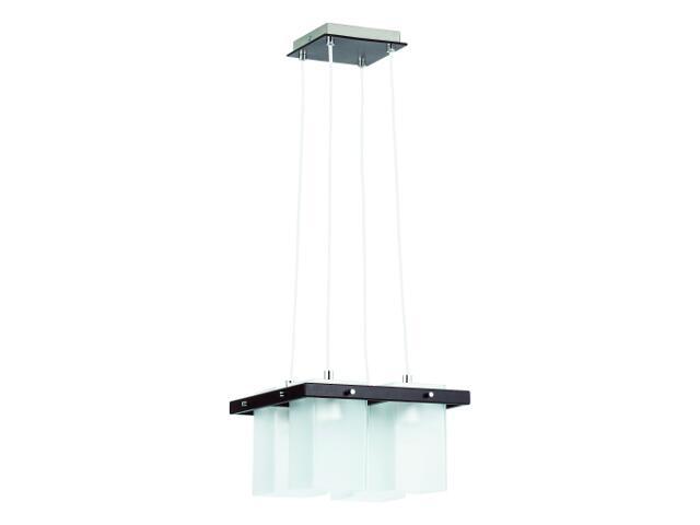 Lampa wisząca ECO VENGE 4xE27 60W 10664 Alfa