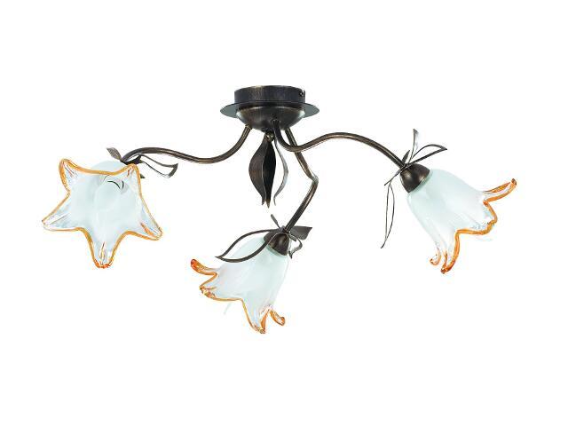 Lampa sufitowa BRAGA 3xE14 40W 10754 Alfa