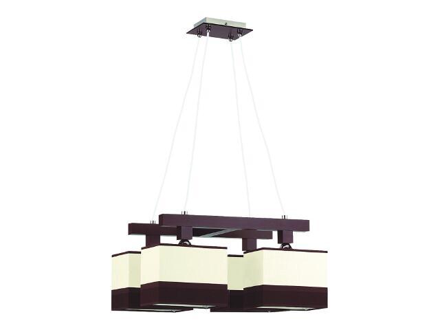 Lampa wisząca PAJA 4xE14 40W 12034 Alfa