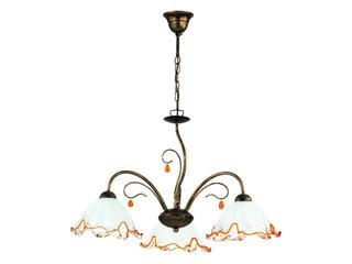 Lampa sufitowa CLAUDIA 3xE27 60W 12283 Alfa