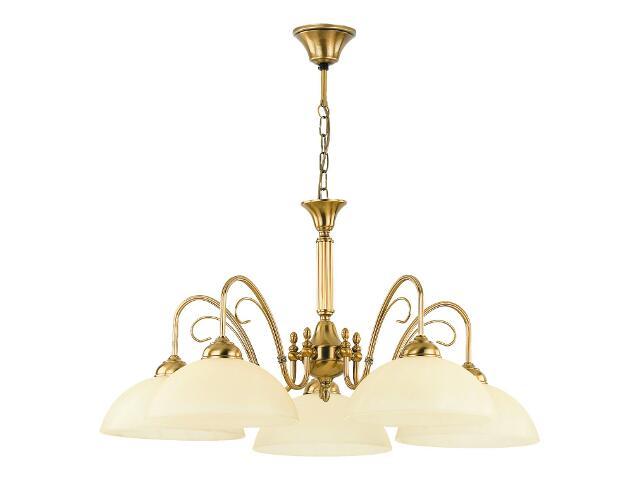 Lampa sufitowa LAGUNA 5xE27 60W 12625 Alfa