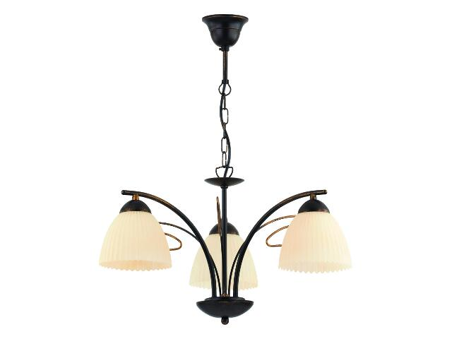 Lampa sufitowa LEONARDO 3xE27 60W 12794 Alfa
