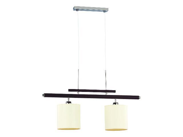 Lampa sufitowa LEX 2xE27 60W 13582 Alfa