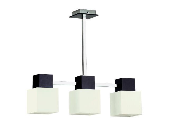 Lampa wisząca KEVIN 3xE14 40W 13593 Alfa