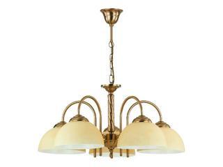 Lampa wisząca VINCENT 5xE27 60W 13805 Alfa