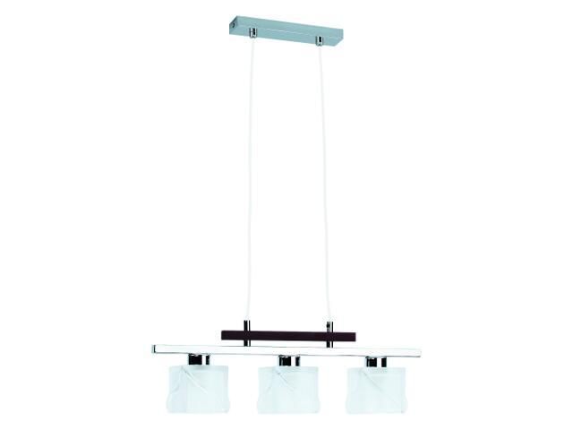 Lampa sufitowa DOMINO 3xE14 40W 13863 Alfa