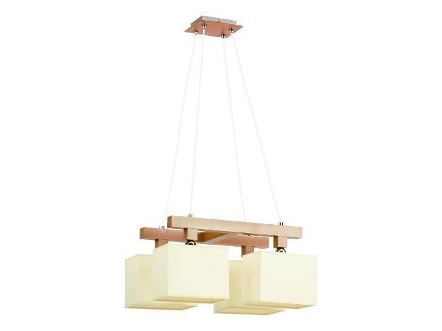 Lampa wisząca MALAGA 4xE14 40W 14104 Alfa