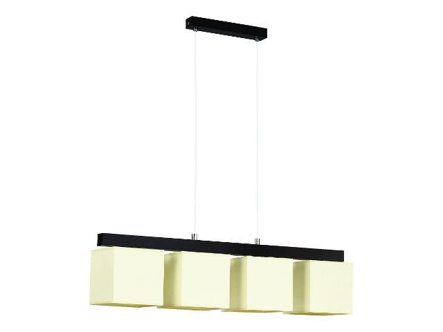 Lampa sufitowa EWA VENGE MAXI 4xE14 40W 14364 Alfa