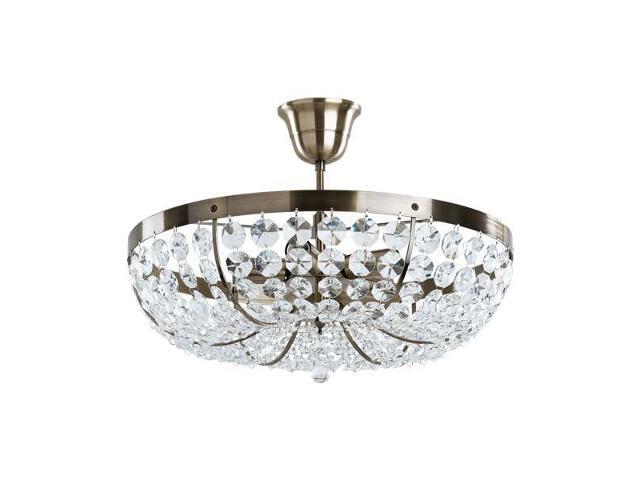 Lampa wisząca Luxor 3xE14 40W 14694 Alfa
