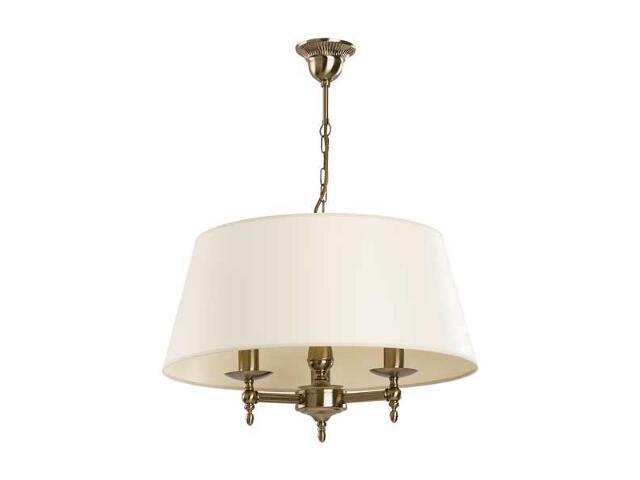 Lampa wisząca Roksana 3xE14 40W 16073 Alfa
