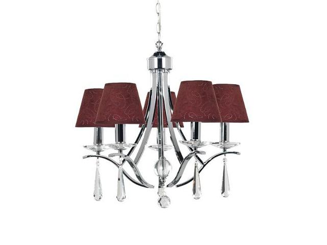 Lampa sufitowa Osuna 5xE14 60W 5095512 Spot-light
