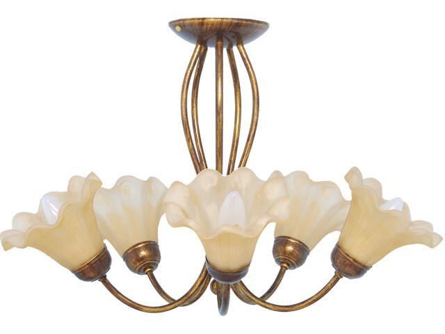Lampa wisząca Venus 5xE14 60W K-1012 Kaja