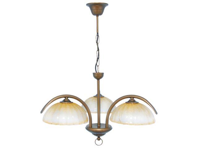 Lampa wisząca Amadeus 3xE27 60W K-1020 Kaja
