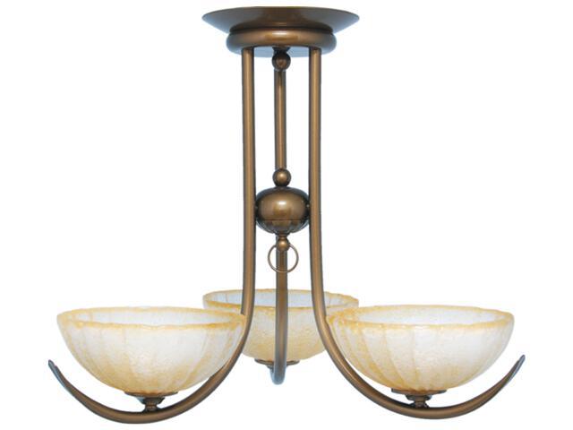 Lampa wisząca Amadeus 3xE27 60W K-1027 Kaja