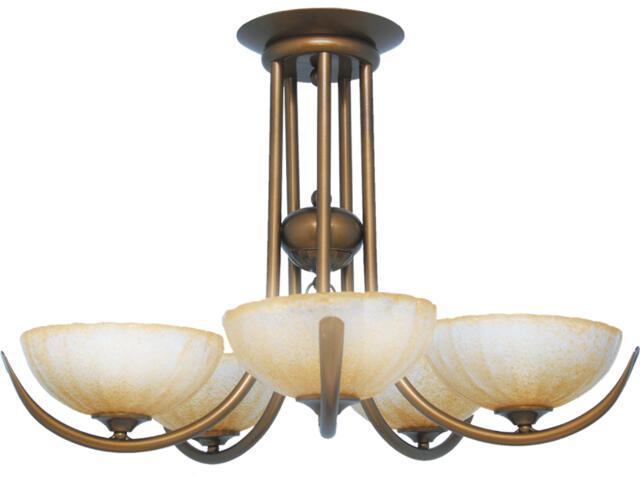 Lampa wisząca Amadeus 5xE27 60W K-1028 Kaja