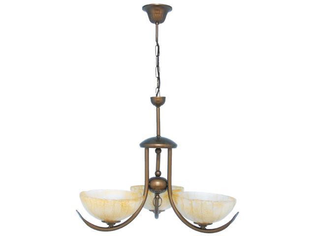 Lampa wisząca Amadeus 3xE27 60W K-1022 Kaja