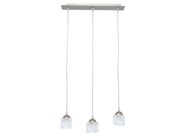 Lampa wisząca Kostka 3xE14 60W K-1132 Kaja