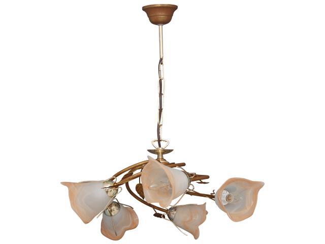 Lampa wisząca Parado 5xE14 60W K-245/L Kaja