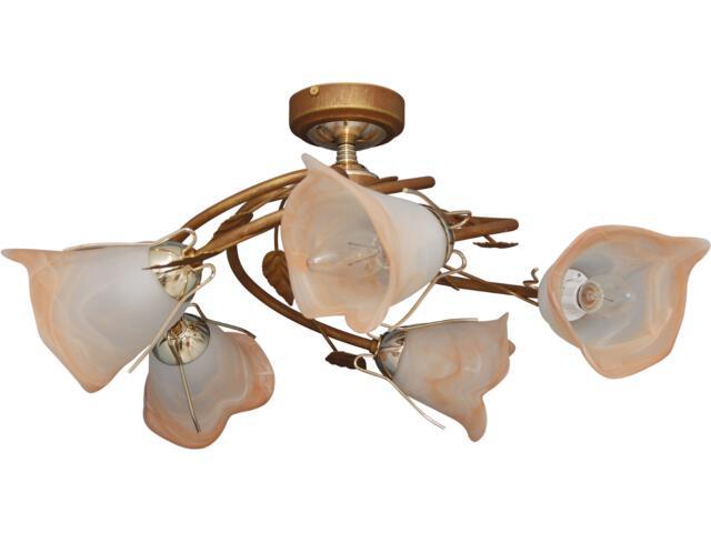 Lampa sufitowa Parado 5xE14 60W K-247/L Kaja