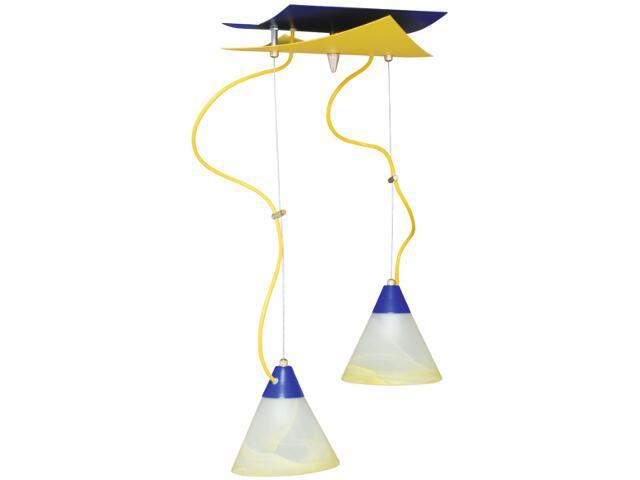 Lampa wisząca Doblo 2xE14 60W K-41 Kaja