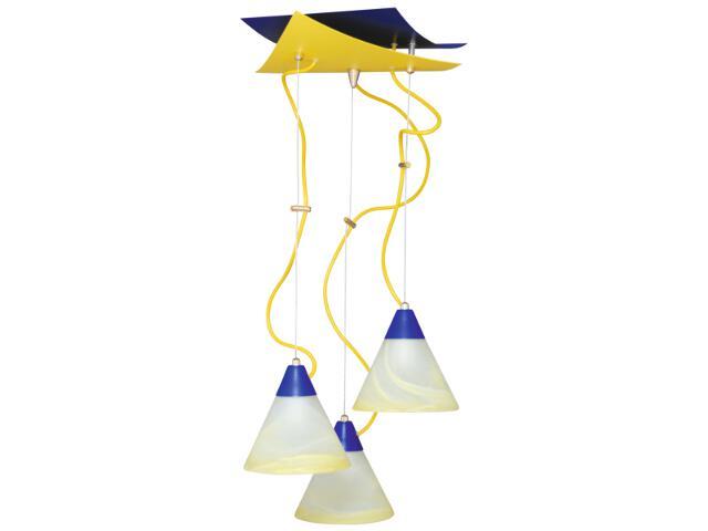 Lampa wisząca Doblo 3xE14 60W K-42 Kaja