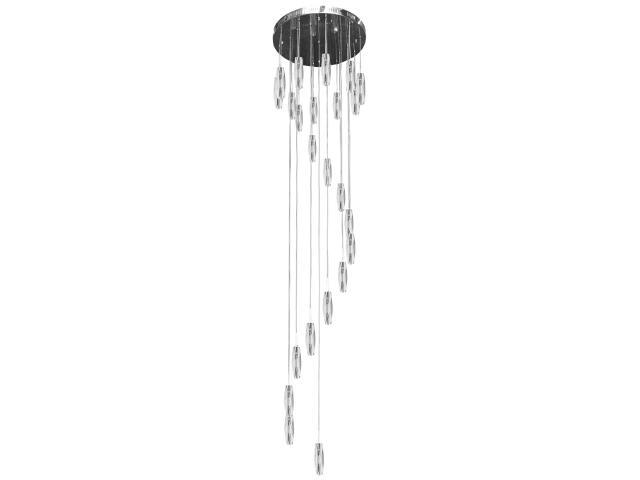 Lampa wisząca Spiral 23xG4 20W K-MC4054-23 Kaja