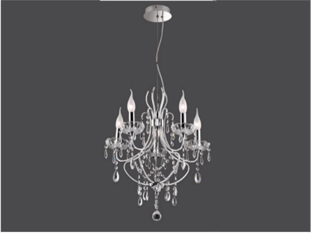 Lampa wisząca Ivona 5xE14 40W K-MA01445C-5 Kaja