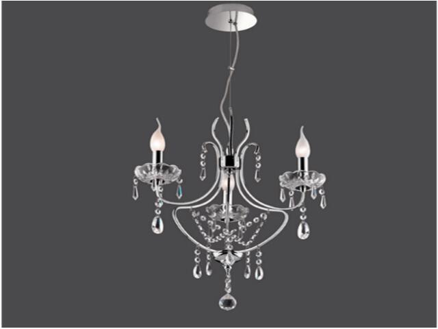 Lampa wisząca Ivona 3xE14 40W K-MA01445C-3 Kaja