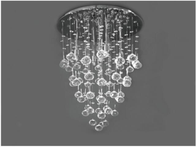Lampa wisząca Ivona 5xG9 40W K-MA01368CB-5 Kaja