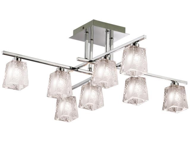 Lampa wisząca Mona 8xG9 40W K-MA02123CA-8 Kaja