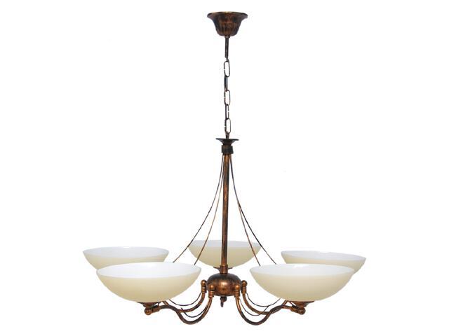 Lampa wisząca Galla 5xE27 60W K-1161 Kaja