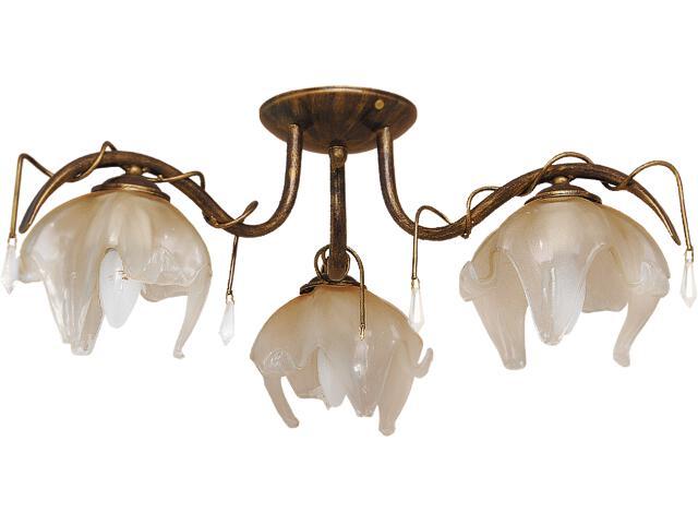 Lampa sufitowa Fiore 3xE27 60W K-1436 Kaja