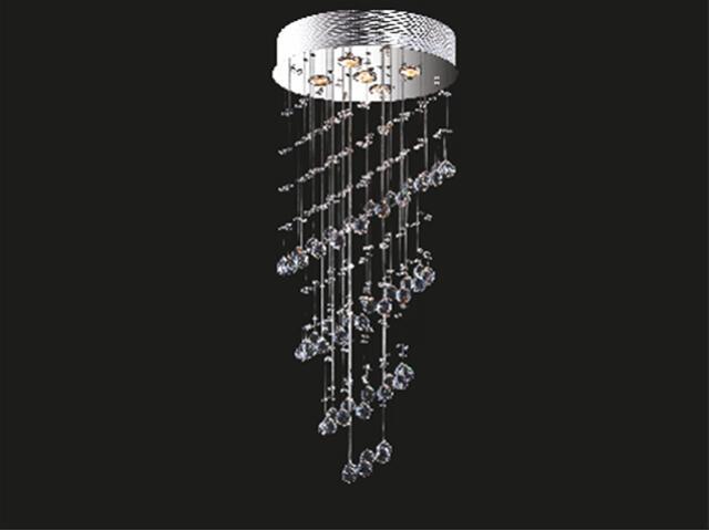 Lampa wisząca Spiral I 5xGU10 50W K-MA02314C-5 Kaja