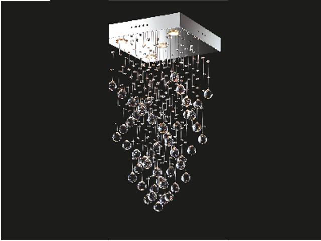 Lampa wisząca Spiral I 5xGU10 50W K-MA02315C-5 Kaja