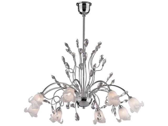 Lampa wisząca Cornelia 8xG9 40W K-MA02001C-8 Kaja