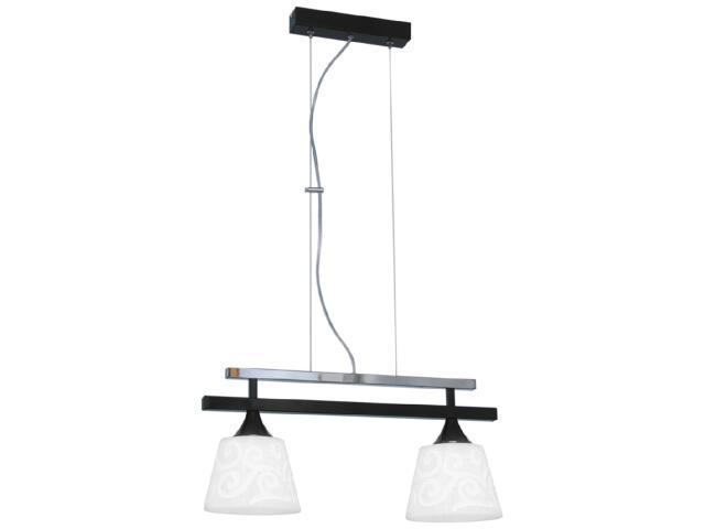 Lampa wisząca Valdes 2xE27 60W K-1701 Kaja