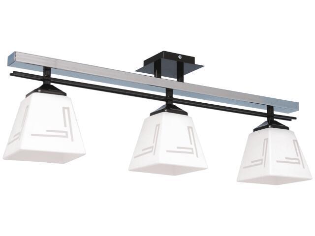 Lampa sufitowa Milla 3xE27 60W K-1718 Kaja