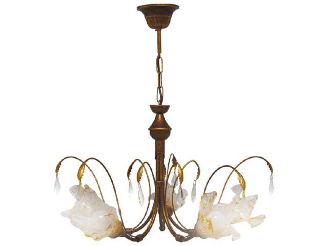 Lampa wisząca Patrycja 5xE14 60W K-1381 Kaja