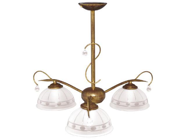 Lampa wisząca Hermes 3xE27 60W K-2062 Kaja