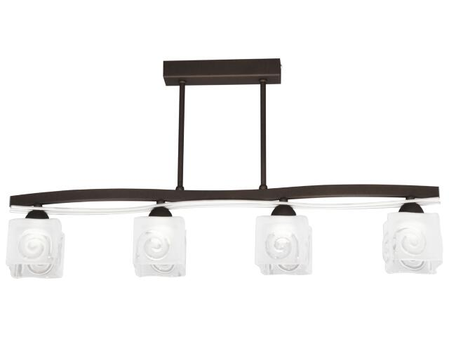 Lampa wisząca Fresco 4xE14 60W K-2252 Kaja